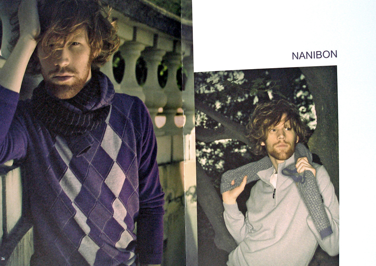 nanibon collezione uomo