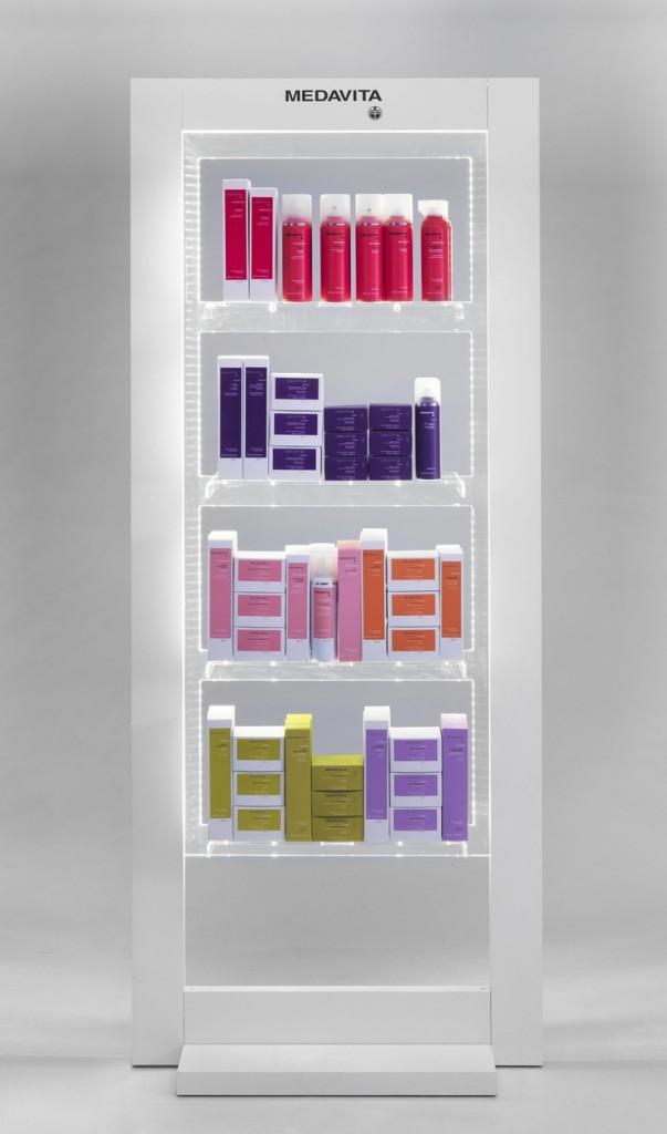 liberate le aragoste pack medavita cosmetici packaging prodotti capelli pubblicità