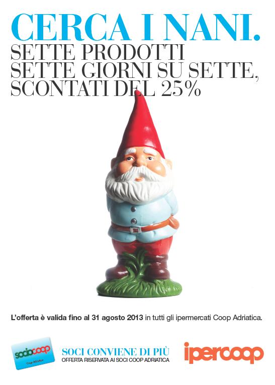 liberate le aragoste coop adriatica pubblicità GDO supermercati promozioni food