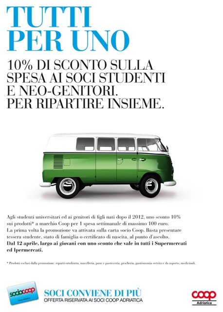 liberate le aragoste coop advertising pubblicità