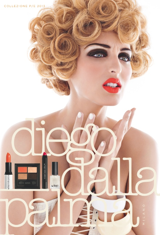 liberate le aragoste diego dalla palma collezione make up primavera estate 2013 beauty