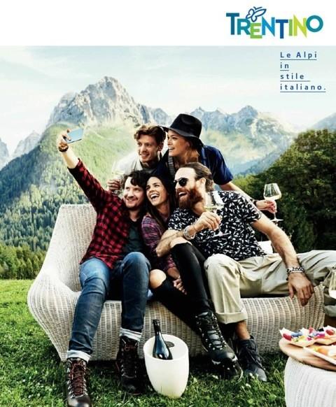 La nuova campagna del Trentino