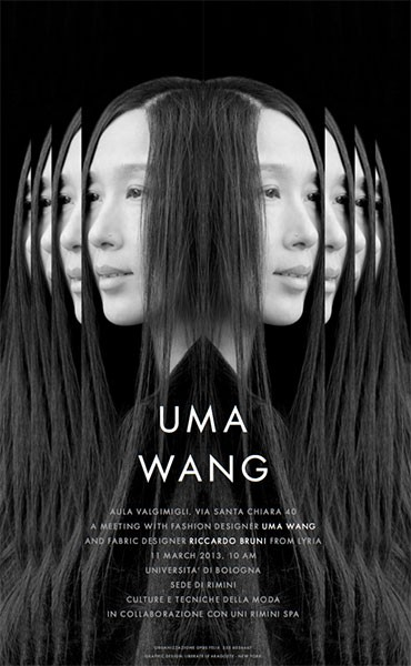 Uma Wang | Chinese Fashion and Liberate le Aragoste