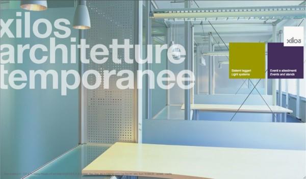 Xilos architetture | Il design e gli stand