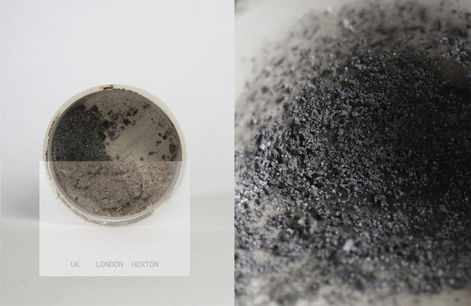 dust matters lucie libotte