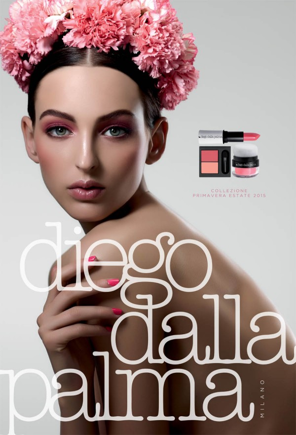 Diego Dalla Palma Make-up | Spring Summer 2015 Collection