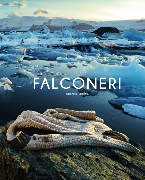 #spiritiliberi, the New Falconeri fashion advertising campaign