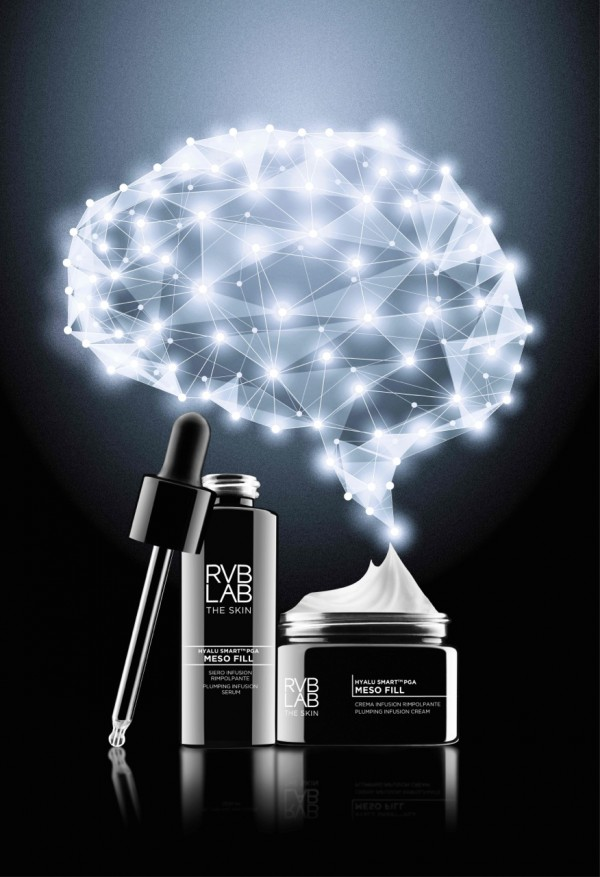 RVB LAB SKIN CARE. LA COSMETICA INTELLIGENTE.