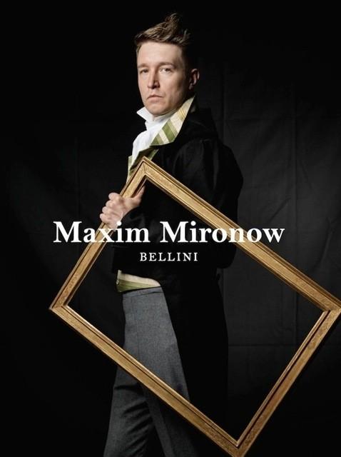 La Ricordanza | Liberate le aragoste per il tenore russo Maxim Mironow