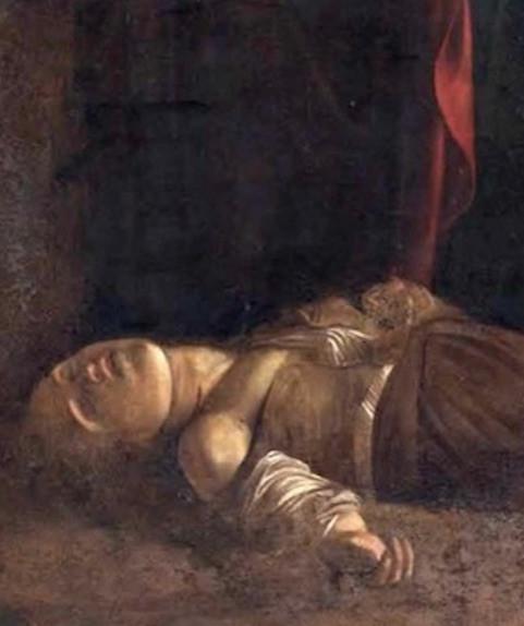 MART, Caravaggio il contemporaneo, campagna di comunicazione