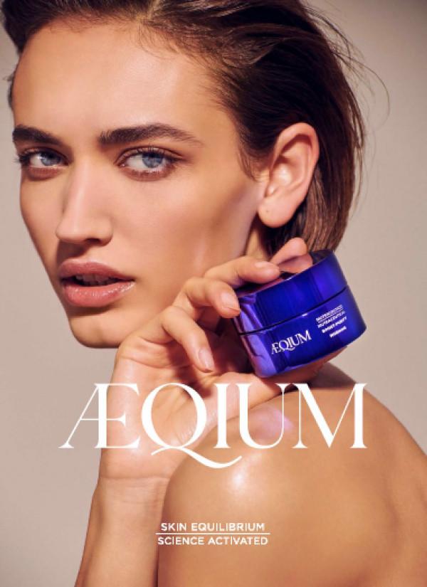 Aeqium, la nascita di un luxury beauty brand.